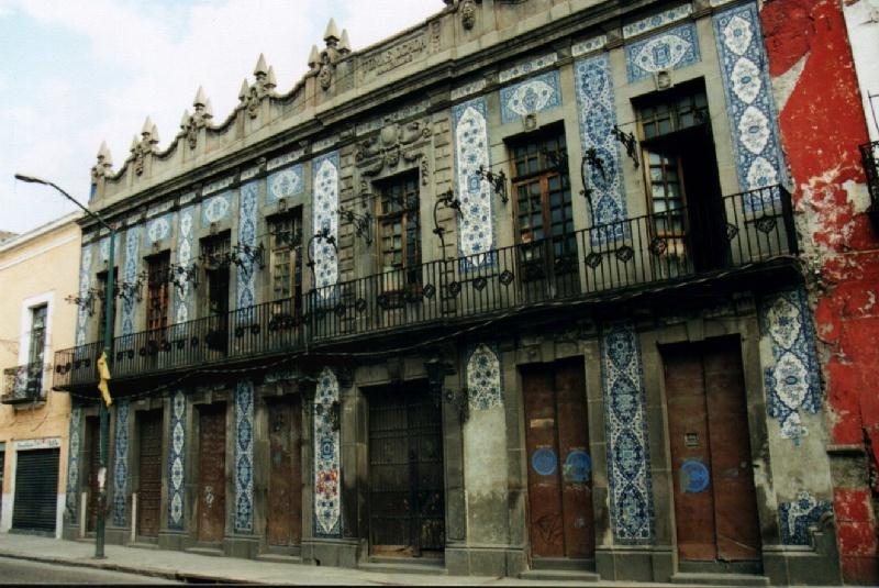 Pinterest the world s catalog of ideas for Casa de azulejos mexico